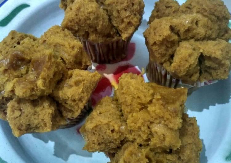 Cara mengolah Bolu kukus gula merah manis legit yang menggugah selera
