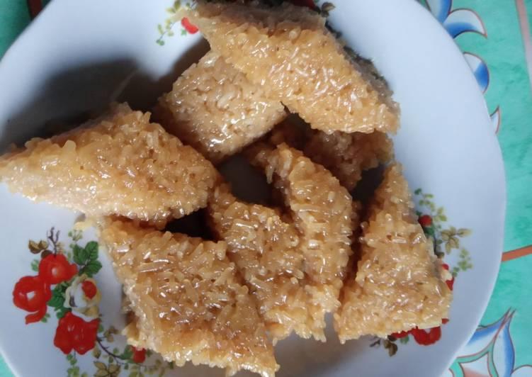 Resep membuat Wajik gula merah sedap
