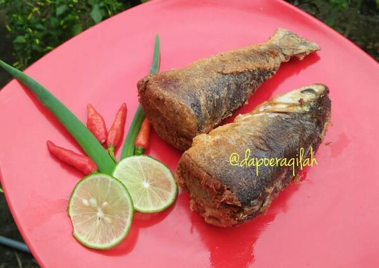 Resep memasak Bolu 🐟 Kambu (bandeng isi serundeng) enak
