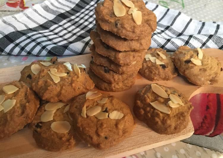 Resep: Cinnamon Chocochips Cookies yang menggugah selera
