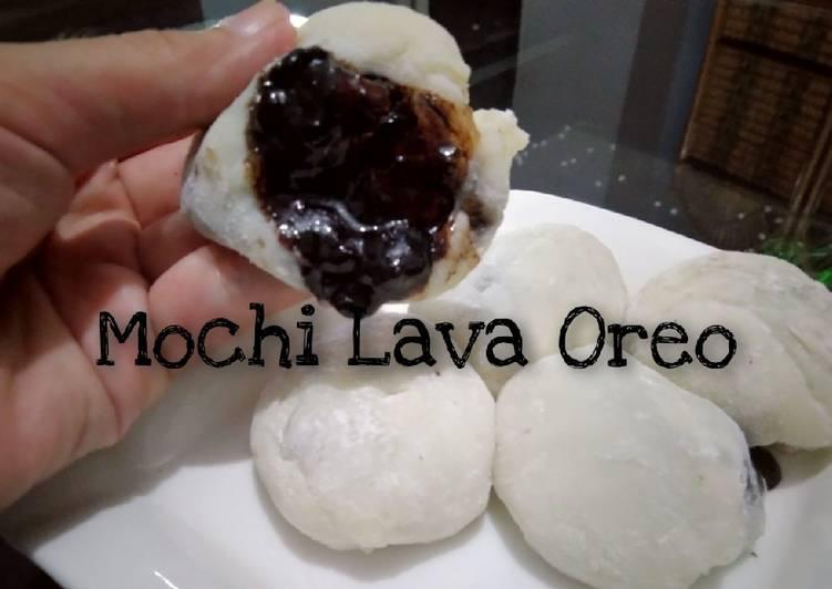 Mochi Lava Oreo