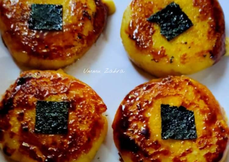 Mochi kentang (Snack Musim gugurnya Korea)