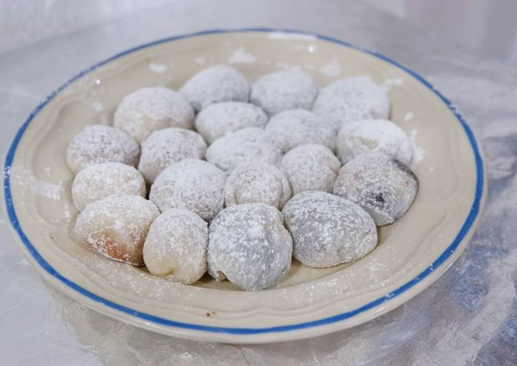 Mochi Susu Isi Peanut & Choco Chrunchy