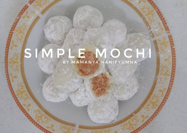 Simple Mochi