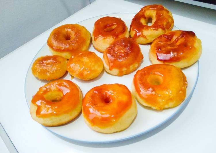 Donut Moci Kentang endul ulala ala anak kosan bisa dijual💃🤘🏽
