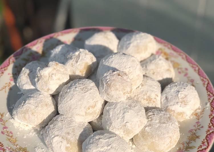 Cara membuat Mochi isi kacang tanah sedap