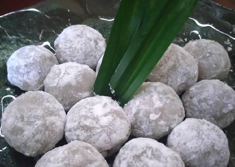 Kue Mochi Kacang Hijau