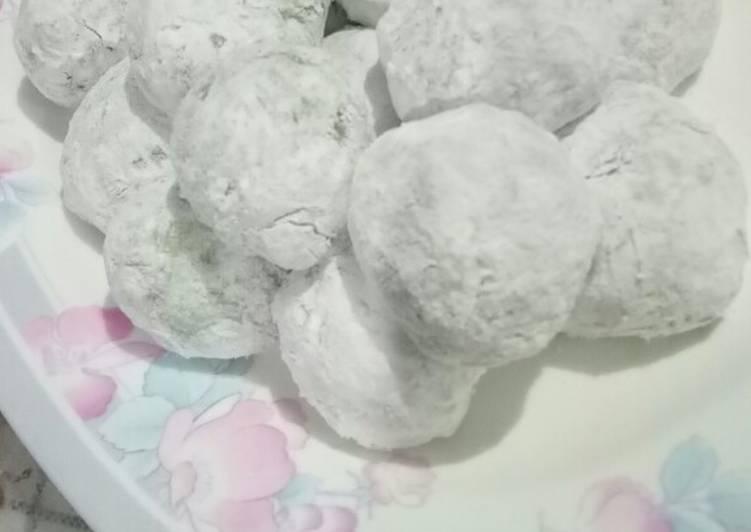 Mochi Isi Coklat Kacang