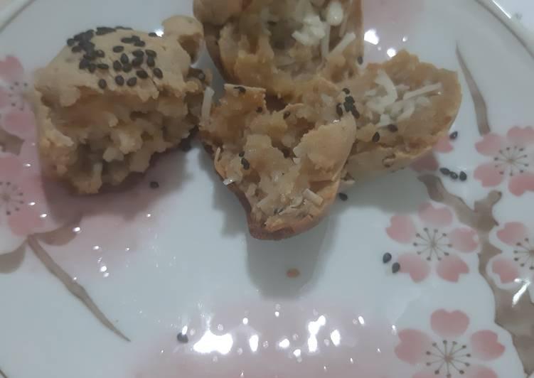 Resep: Mochi Bread Korea gula aren istimewa