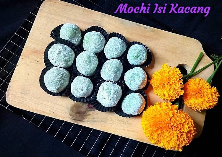 Mochi Kacang Tanah