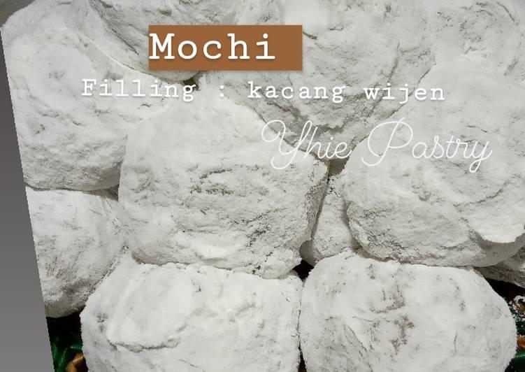Resep: Mochi yang bikin ketagihan