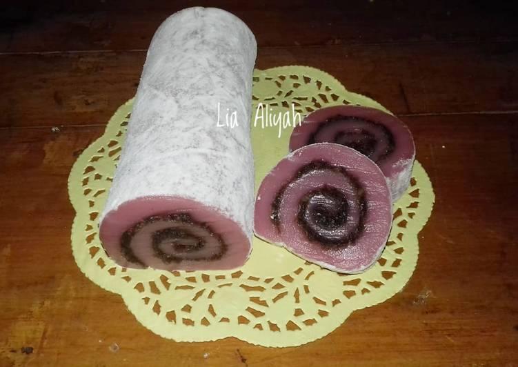 Resep: Roll's Mochi Strawberry yang menggugah selera