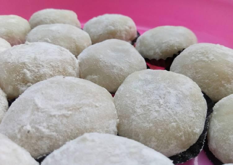 Cara Mudah memasak Mochi Kentang yang menggugah selera