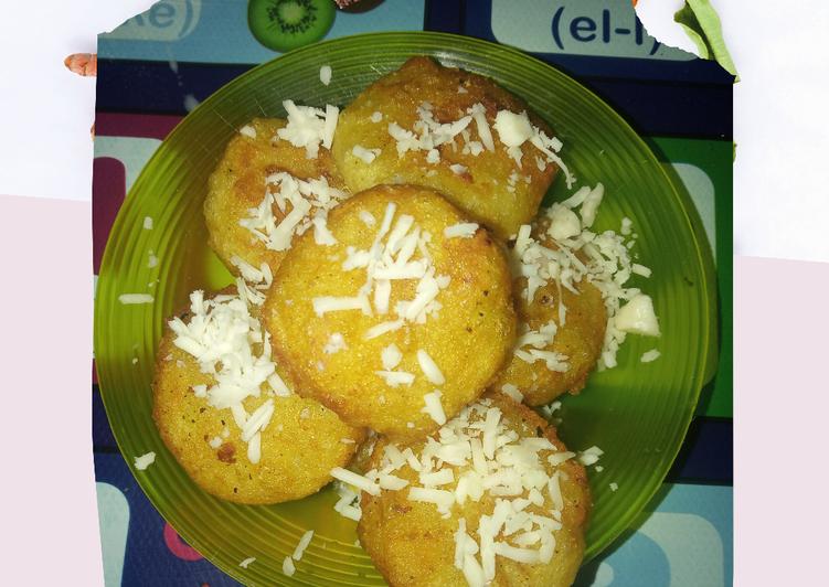 Resep: Mochi kentang ala mama yang bikin ketagihan