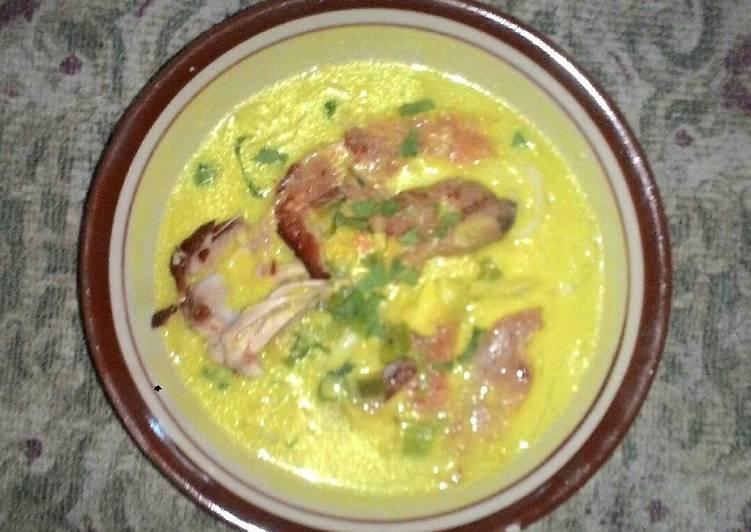Cara Mudah membuat Soto Medan versi koki abal2 yang menggugah selera