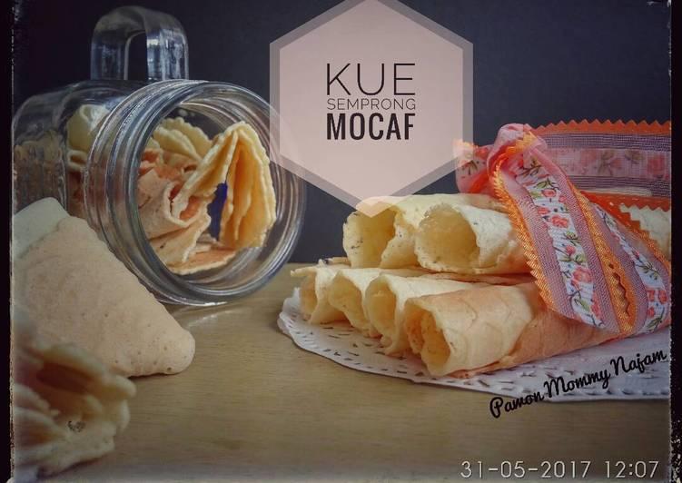 Kue Semprong Mocaf
