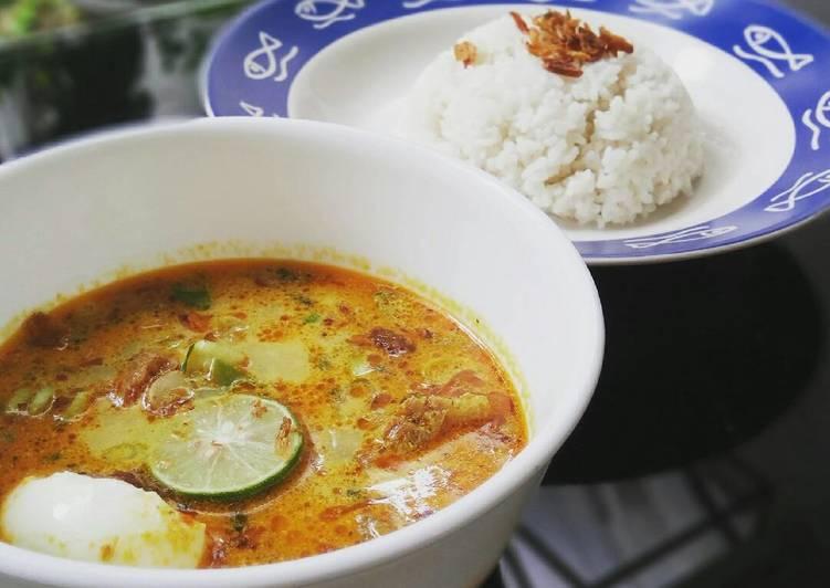 Soto Tangkar Betawi