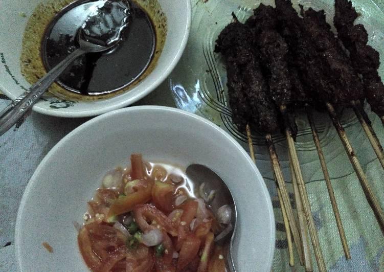 Resep: Sate Maranggi Purwakarta ala resto
