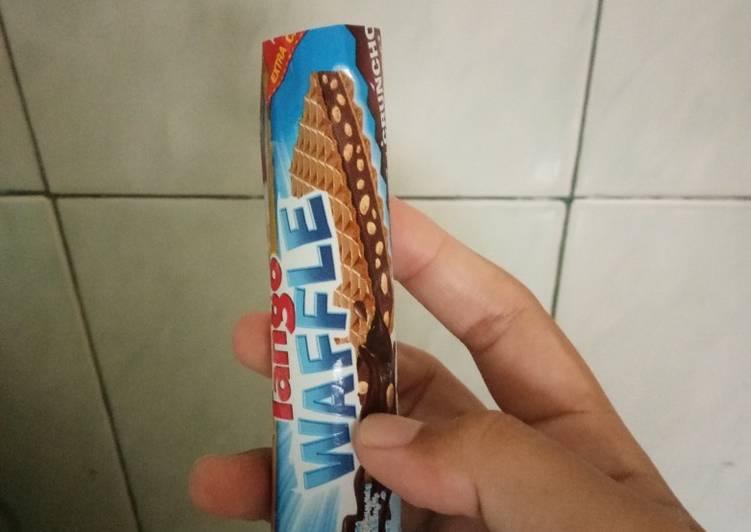Resep: Es Krim Tanggo Waffle yang menggoyang lidah