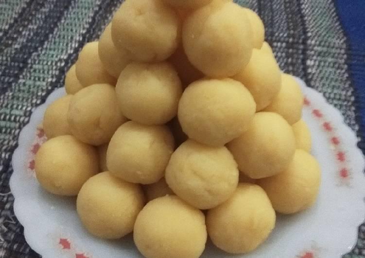 Resep membuat Isian Kacang Ijo (isi onde2/kue tok) enak