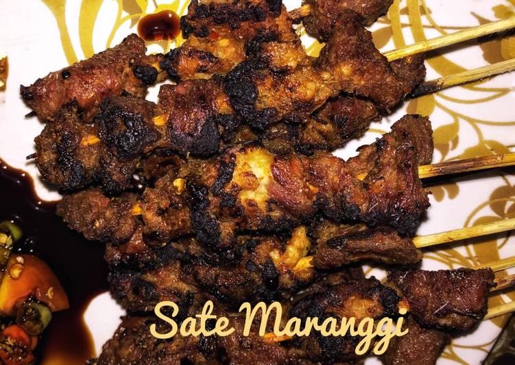 Sate Maranggi #FestivalResepAsia #Indonesia #Sapi
