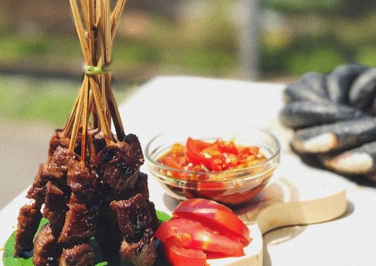 Cara memasak SATE MARANGGI🍢 #silmacooking #BikinRamadanBerkesan yang bikin ketagihan