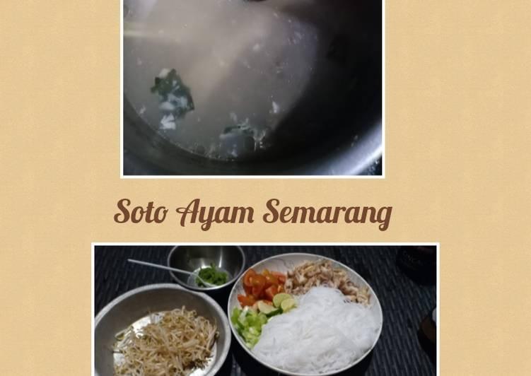 80. Soto Ayam Semarang 😋