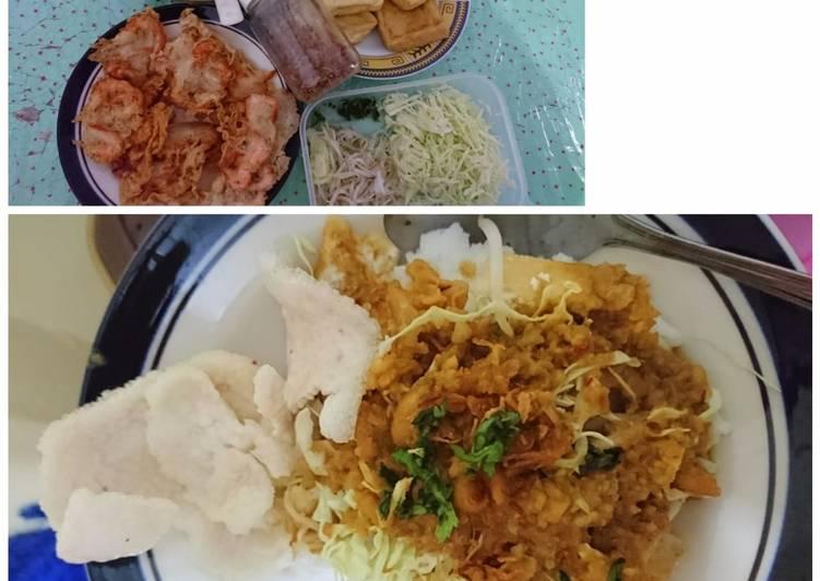Tahu Gimbal Semarang