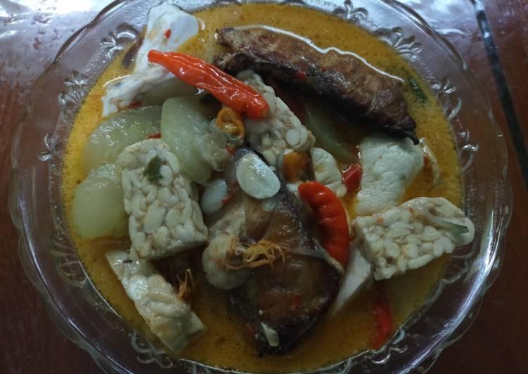 Cara Mudah memasak Mangut (khas Semarang)