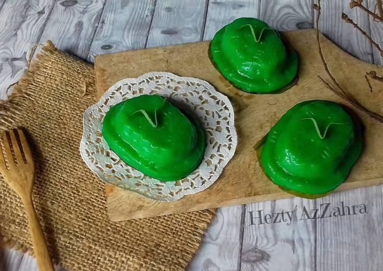 Cara mengolah Kue ku (kue tok) istimewa
