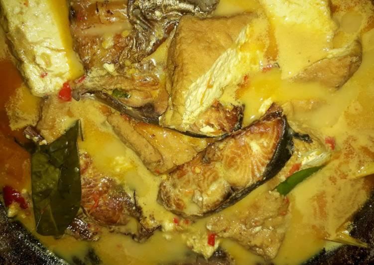 Resep: Sayur mangut semarang #06 istimewa