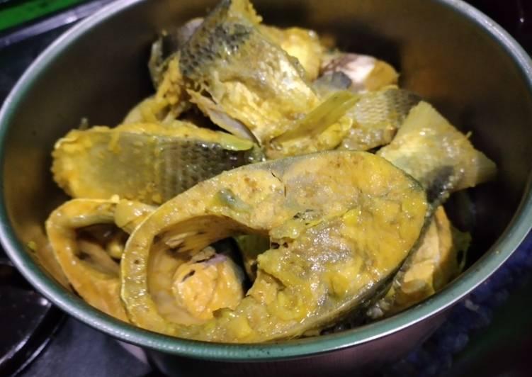 Resep memasak Ikan bandeng presto sederhana lezat
