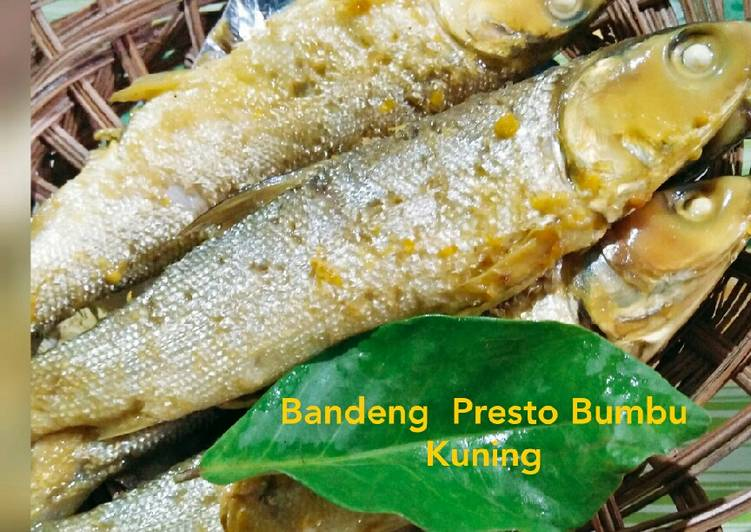 Bandeng Presto Bumbu Kuning 🐠🍒