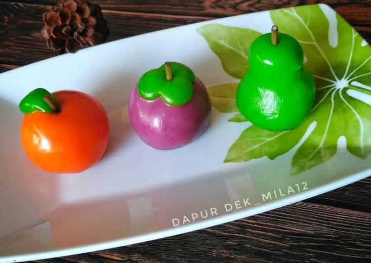 Resep: Kue tok buah (simpel dan gampang) enak