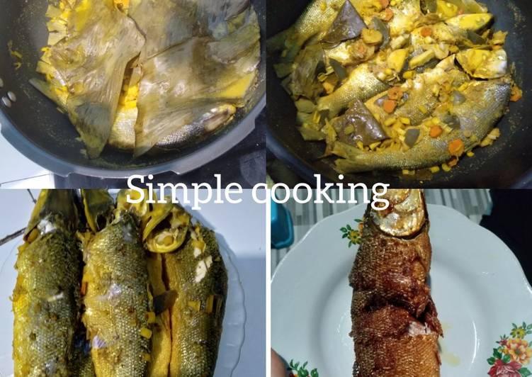 Resep: Ikan bandeng presto (duri lunak) ala resto