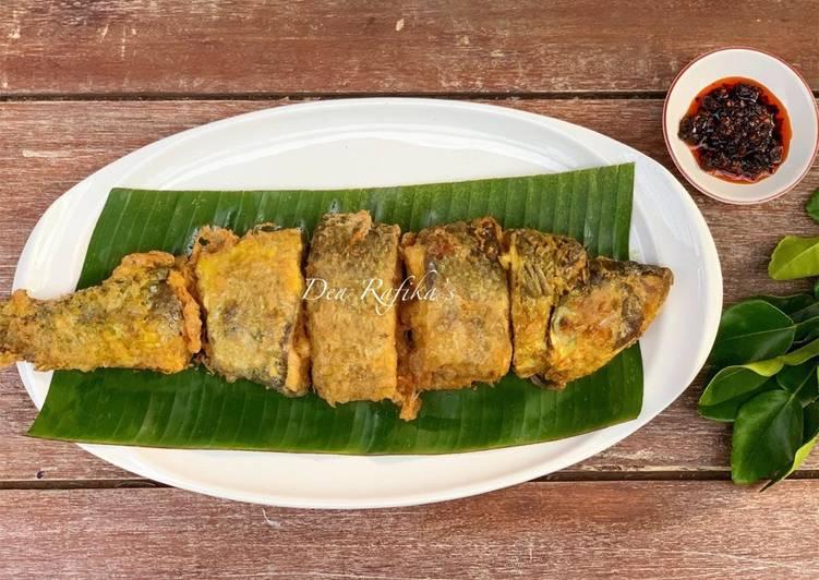 Resep: Ikan Bandeng Presto (Gurih dan Lembut) sedap