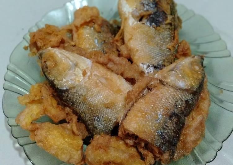 Cara Mudah memasak Pindang ikan bandeng presto yang menggugah selera