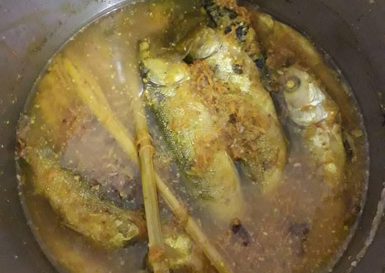 Resep memasak Bandeng presto ala resto