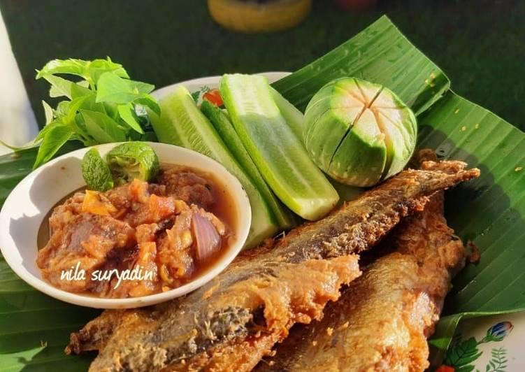 Resep mengolah Bandeng presto enak