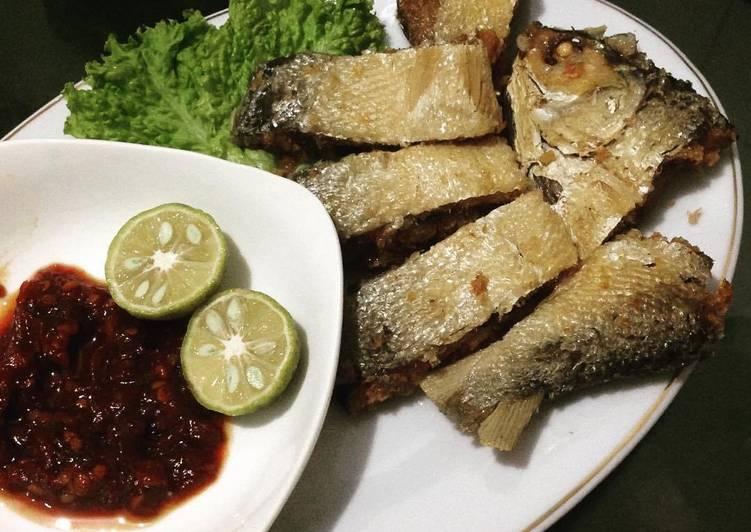 Resep: Presto ikan bandeng anti gagal n praktis istimewa