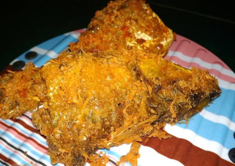 Resep mengolah Bandeng presto goreng lezat