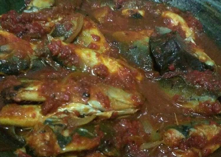 Resep: Sarden ikan bandeng (pressure cooker) yang bikin ketagihan