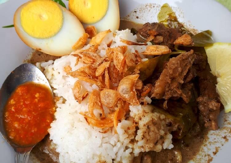 Resep memasak Nasi Pindang Kudus istimewa