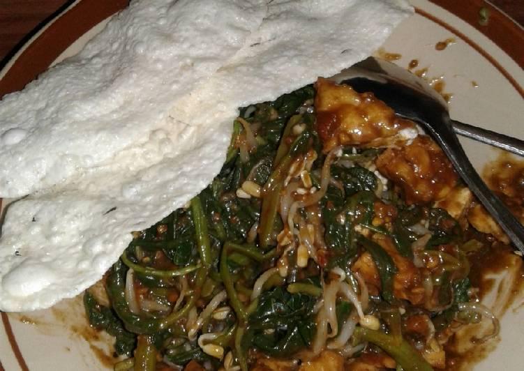 Resep: Rujak sayur petis khas jawa timur ala resto