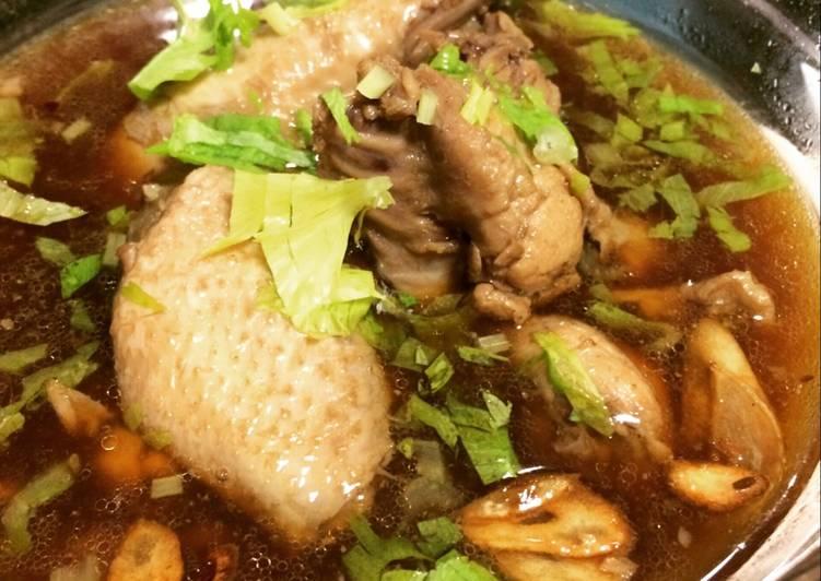 Resep: Swikee Ayam | Ayam Kuah Tauco | yang bikin ketagihan