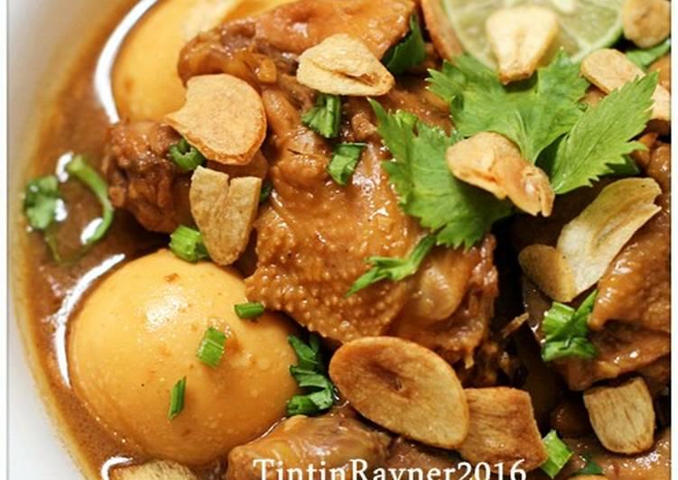 Resep: Ayam Kuah Tauco / Swikee Ayam mudah enakk yang bikin ketagihan
