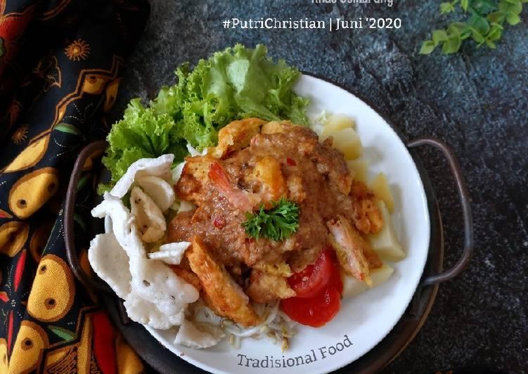 Cara memasak Tahu Gimbal khas Semarang