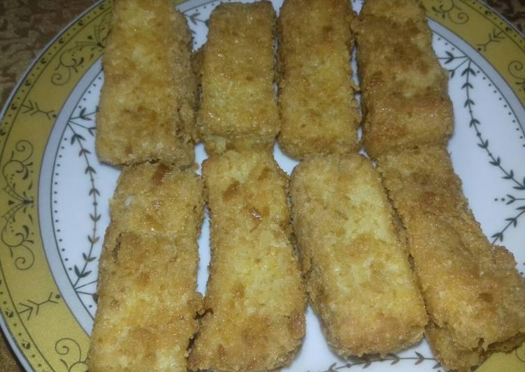 Resep memasak Nugget Ayam yang menggugah selera