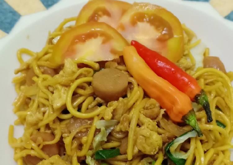 Resep memasak Mie goreng tegal yang menggugah selera