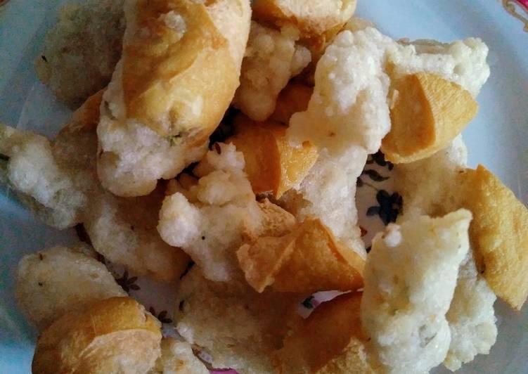Resep memasak Tahu aci khas kota Tegal enak